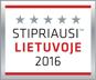Šešis metus Stipriausi Lietuvoje